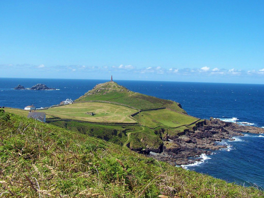 Cape Cornwall - Walking in Cornwall