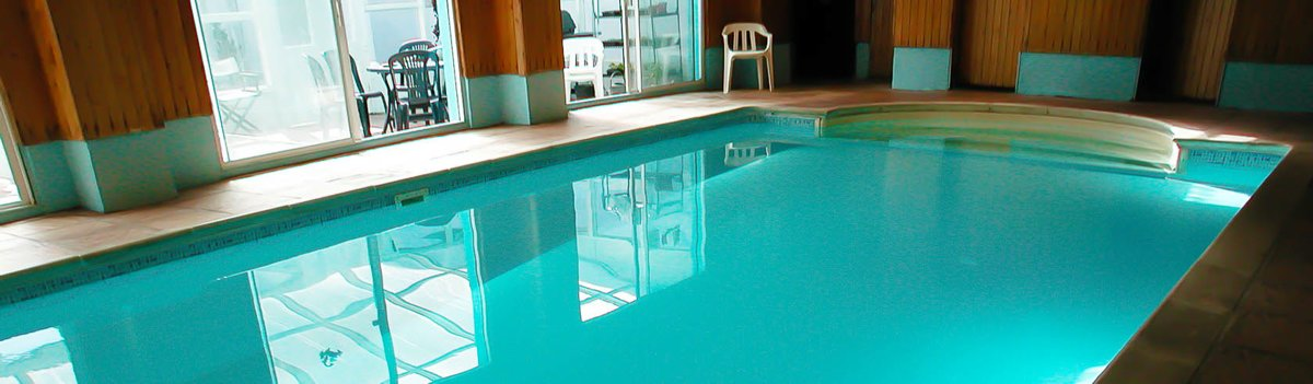 Heated Pool, Sauna and Yoga Studio